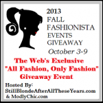 2013 Fall #FashionistaEvents Win a Pandora Bracelet & Charm