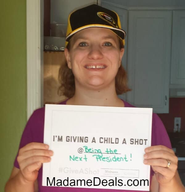 #GiveAShot #Shop