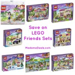 LEGO Friends Sets Stock Up Deals