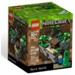 New Lego Minecraft Sets only $34.99
