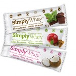 Mission Giveaway Wellness Foods: Win Simple Whey Bars