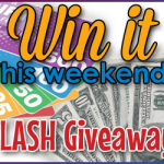 Win Cash: Win It This Weekend Flash Giveaway 9/27/13