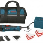 Save 65% Today Only on this Bosch Oscillating Tool Kit