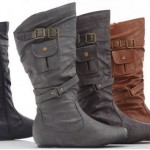 Carrini Women's Riding Boots Eco-Friendly Leather Only $26.99 Shipped!