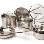 Cuisinart Classic Stainless Steel 12-Piece Cookware Set Only $119.99!