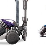Refurbished Dyson Turbinehead Canister Vacuum Cleaner Only $159.99 Shipped!