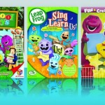 Children's Educational DVD 3-Pack Only $14.99 Shipped!