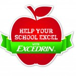 Help your school excel with Excedrin Sweepstakes