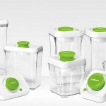 Up to 64% Off 14-Piece Cuisinart Fresh Edge Vacuum-Seal Food Storage Set