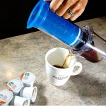 Caféjo My French Press Brewer with 5 Starbucks K-Cup Pods $27.99 Shipped!