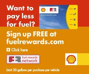 Shell Fuel Rewards Network