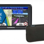 Refurbished Garmin nüvi 2595LMT 5″ GPS with Case Only $129.99 Shipped!