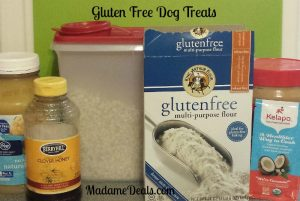 gluten free dog treats 1
