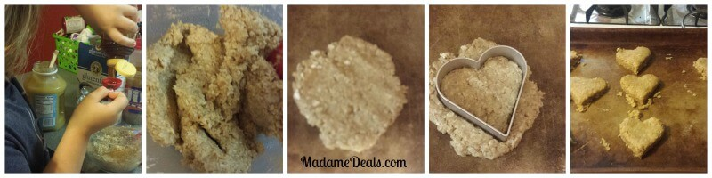 Simple Gluten Free Dog Treats