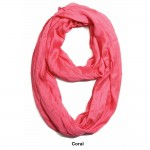 Lightweight Infinity Scarf only $12