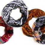 David and Young Figure 8 Infinity Scarf Only $8.99!