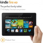 New Kindle Fire HD 7″ starting at $139