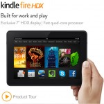 Save $30 on the Kindle Fire HDX