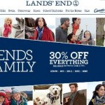 Lands End Coupon 30% Off at Friends & Family Sale