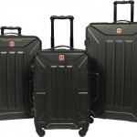 Luggage Deal: Travel Hard Wear Matrix 3-Piece Set $139.99!