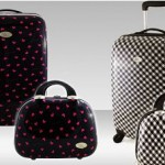 Jacki Design Travel Case or Carry-On Luggage 56% Off