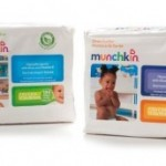 Munchkin Baby Wipes – 736 Wipes (4 Packs of 184 Wipes) Only $14.99!