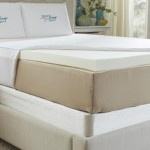 Nature's Sleep HD Visco Memory-Foam Topper with Cover Up to 68% Off