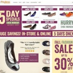 Payless Fall Fashion Sale
