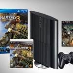 PlayStation 3 with an Uncharted 3 and Starhawk Game Bundle Only $242.99 Shipped!
