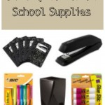 Save up to 60% on School Supplies