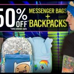 50% Off Backpacks and messenger bags at Spencer's