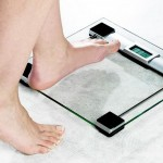 Digital Glass and Chrome Weight Scale Only $10.99!
