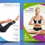 Total Yoga 8-DVD Fitness Pack Only $12.99!