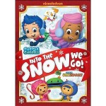 Bubble Guppies / Team Umizoomi: Into the Snow We Go DVD Giveaway