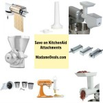 Save on KitchenAid Attachments