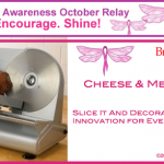 Meat and Cheese Slicer Giveaway