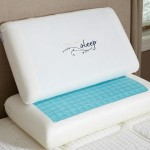 Save 60% on a New Gel Vitex Memory Foam Pillow