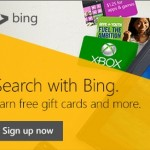 Get rewarded for searching with Bing