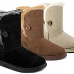 143 Girl Addy Button Boots Only $24.99 Shipped!