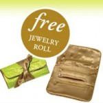FREE Chamilia Jewelry Roll with Purchase