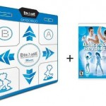 Dance Dance Revolution Bundle for Wii with Foam Dance Pad Only $29.99 Shipped!