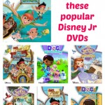Sale on Disney Jr Character DVDs