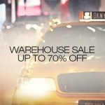 DKNY Warehouse Sale Up to 70% Off