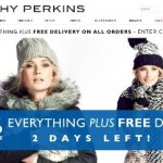 Dorothy Perkins Sale 25% Off Everything