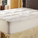 Hotel Madison 2 In. Baffle-Box Feather Bed