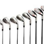 AdamsGolf Graphite Hybrid 7-GW Iron Set 69% Off
