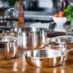 Kevin Dundon Six-Piece Stainless-Steel Cookware Set Only $59.99 Shipped!