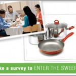 Enter to win a $1,500 to spend on Kitchenware!