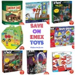 Today Only :Save 50% on Select Knex Toys