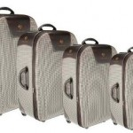 Caiman 4-Piece Luggage Sets Only $179.99 Shipped